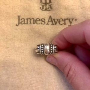 James Avery Thatch Ring size 5 1/2
